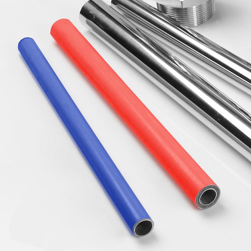 304不锈钢覆塑管